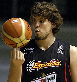 Marc Gasol, between high school in Memphis and the NBA in Memphis.