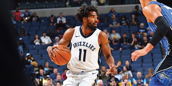 Grizzlies' Mike Conley to Undergo Season-Ending Surgery for Heel Injury