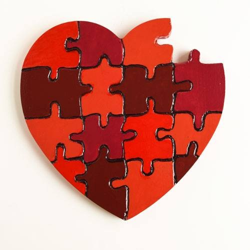 """""""Piece of My Heart"""" by Larry Anderson"""