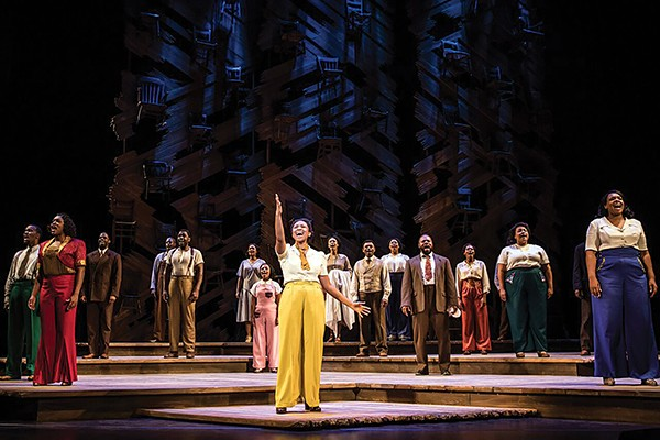 Nikisha Williams returns - to Memphis in The Color Purple.