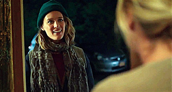 Mackenzie Davis stars opposite Charlize Theron in Diablo Cody's Tully.