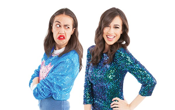 YouTube star and comedian Miranda (aka Colleen Ballinger)