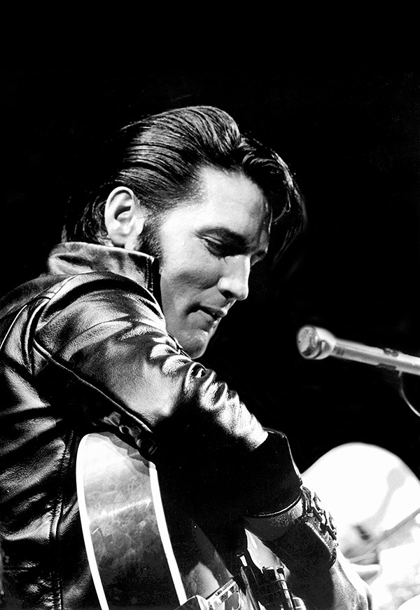elvis week celebrates the 50th anniversary of the 68 comeback