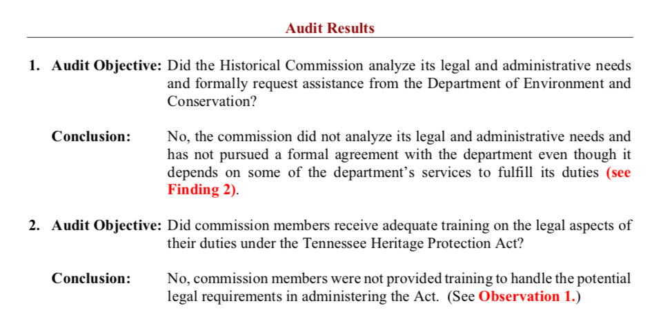Report State Historical Commission Lacks Legal Training For Statue