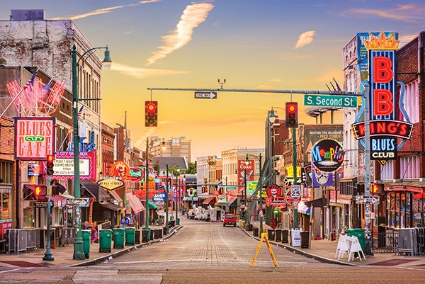 Beale Street - SEAN PAVONE | DREAMSTIME.COM