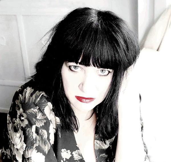 Lydia Lunch - JASMINE HIRST