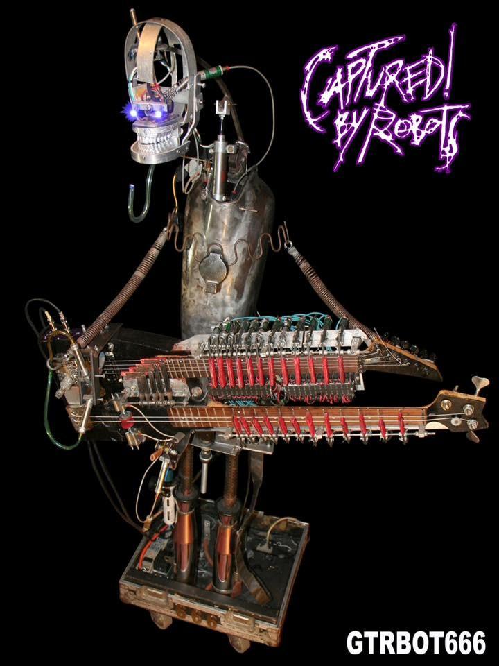 captured by robots brings true metal machine music to murphy 39 s music blog. Black Bedroom Furniture Sets. Home Design Ideas