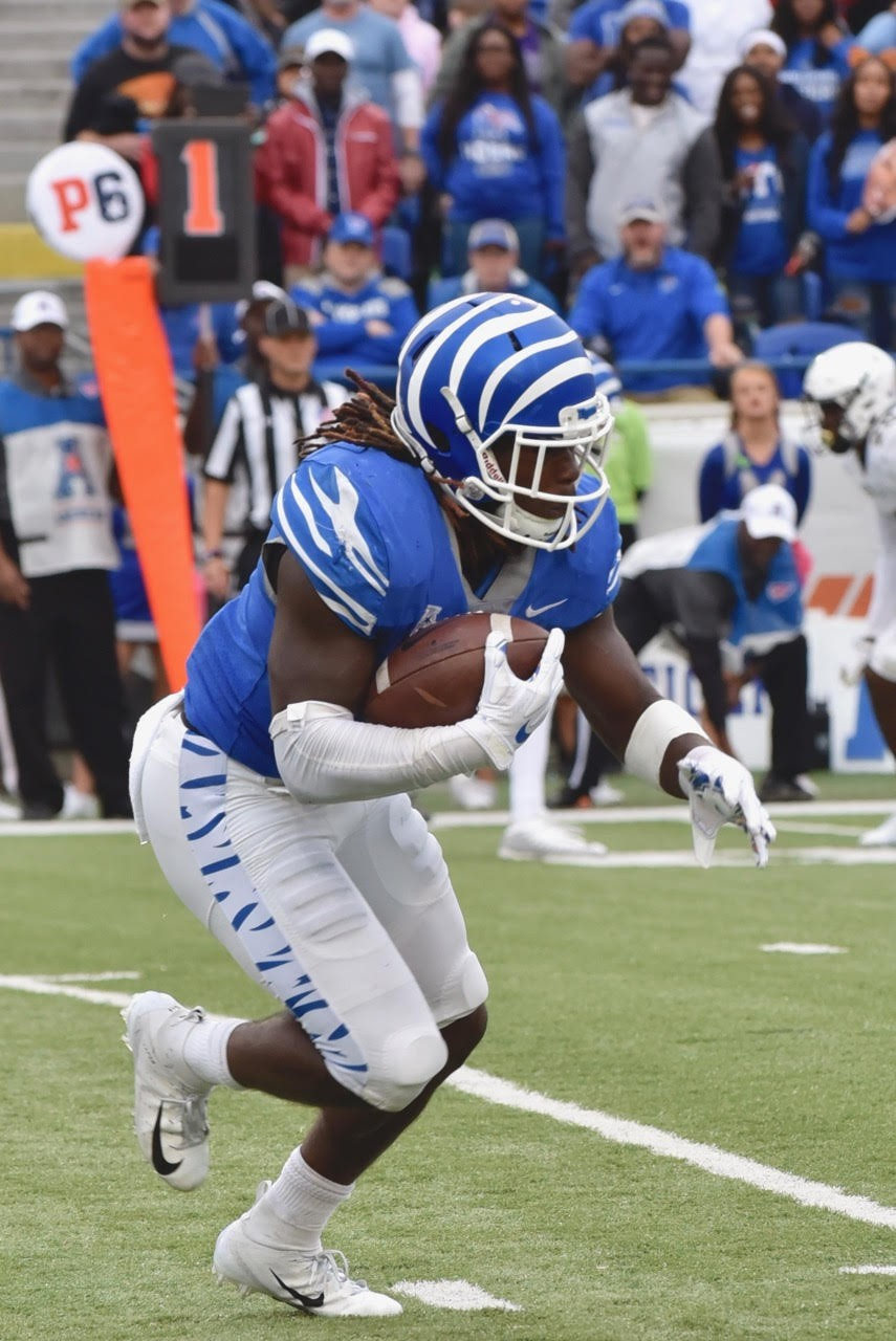 Memphis Tigers Football Lessons Learned So Far From My Seat