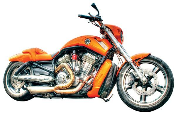 Millennials vs. motorcycles - MICHAEL ELDRIDGE | DREAMSTIME.COM