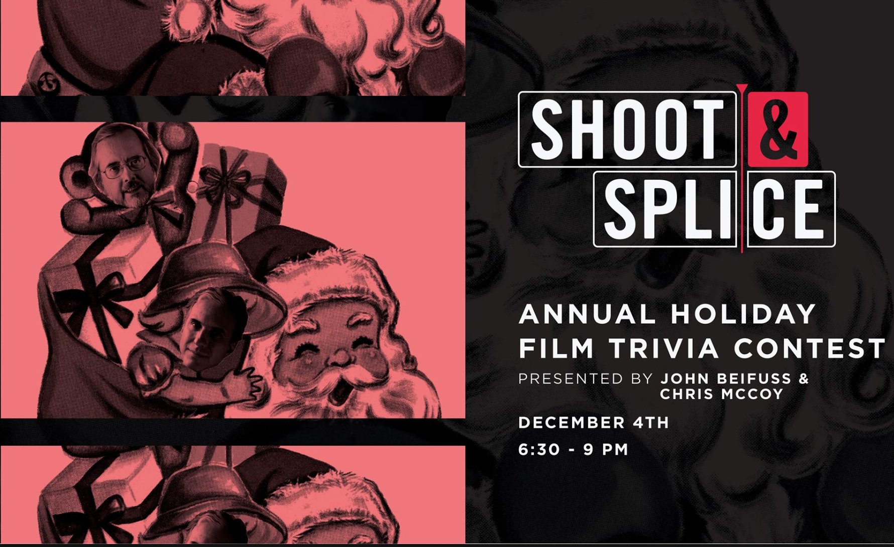This Week At The Cinema: Movie Trivia, Jookin, and White Christmas