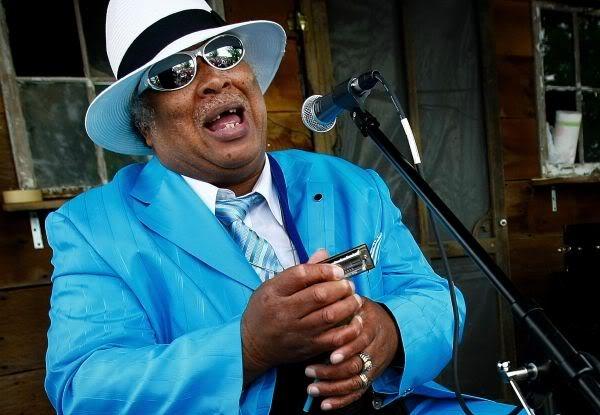 Blind Mississippi Morris