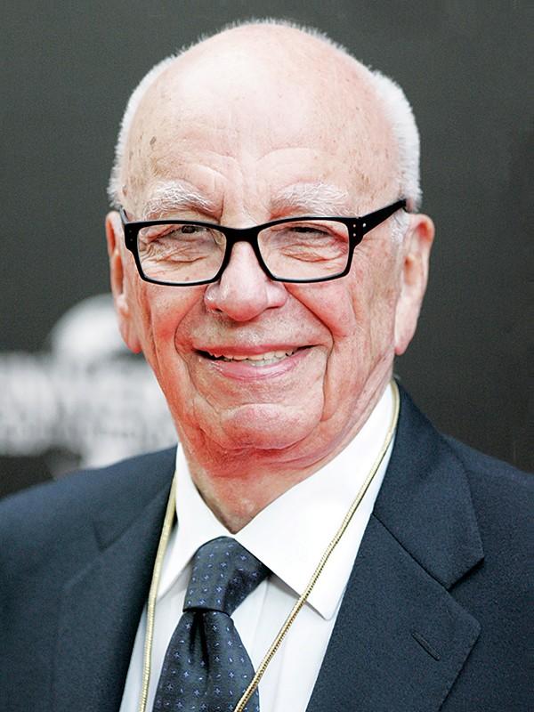 Rupert Murdoch - EVA RINALDI