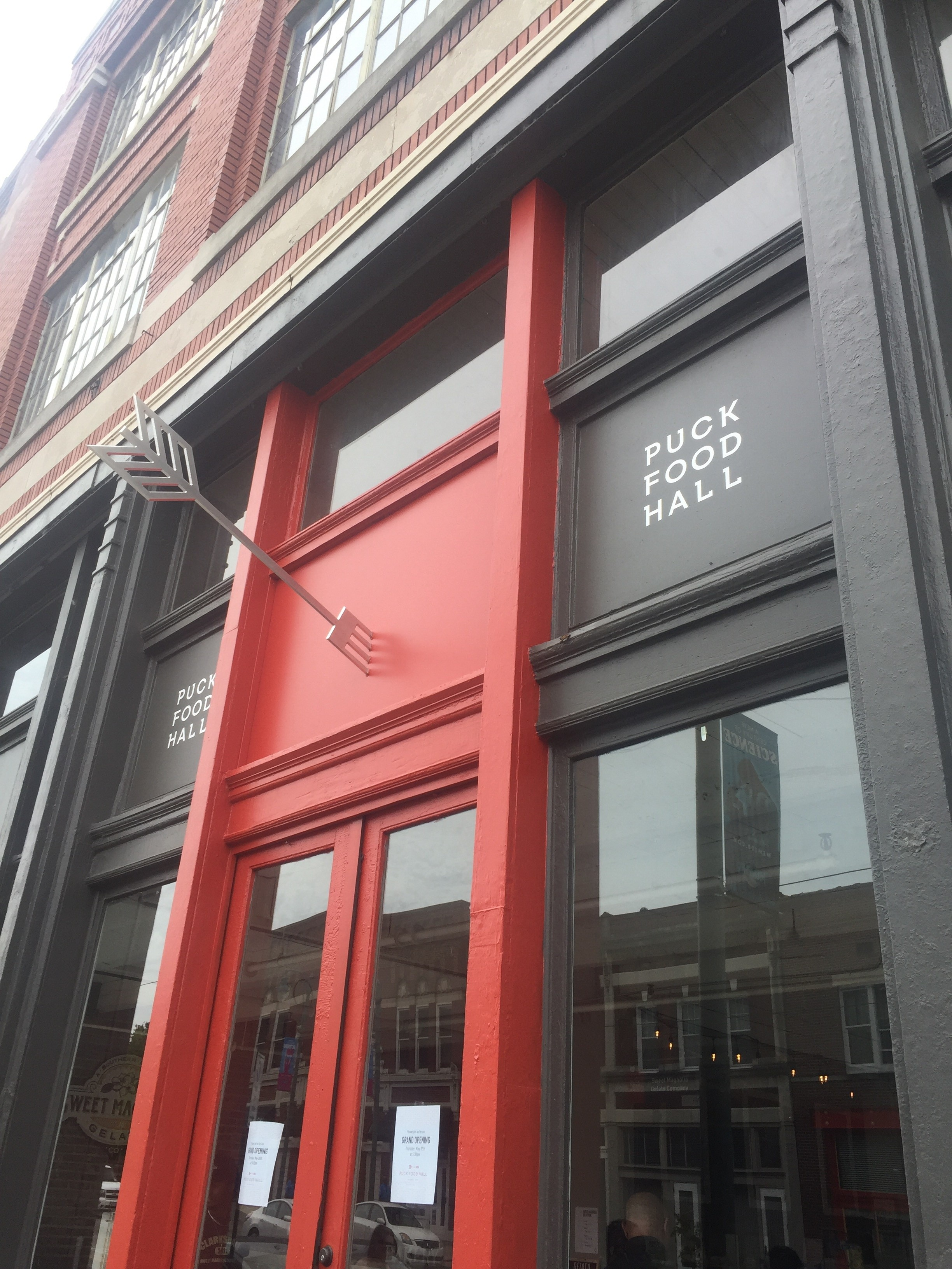 Puck Food Hall to Open | Hungry Memphis