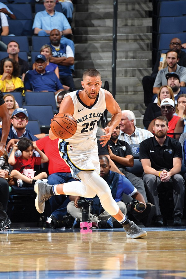 The Chandler Parsons Error Comes To An End