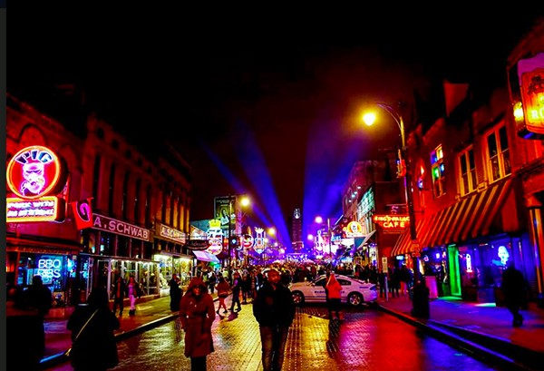 Beale Street - BEALE STREET MERCHANTS ASSOCIATION