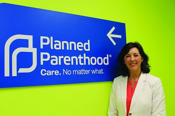 Ashley Coffield is CEO of Planned Parenthood Tennessee and North Mississippi.