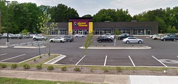 Planet Fitness on Summer