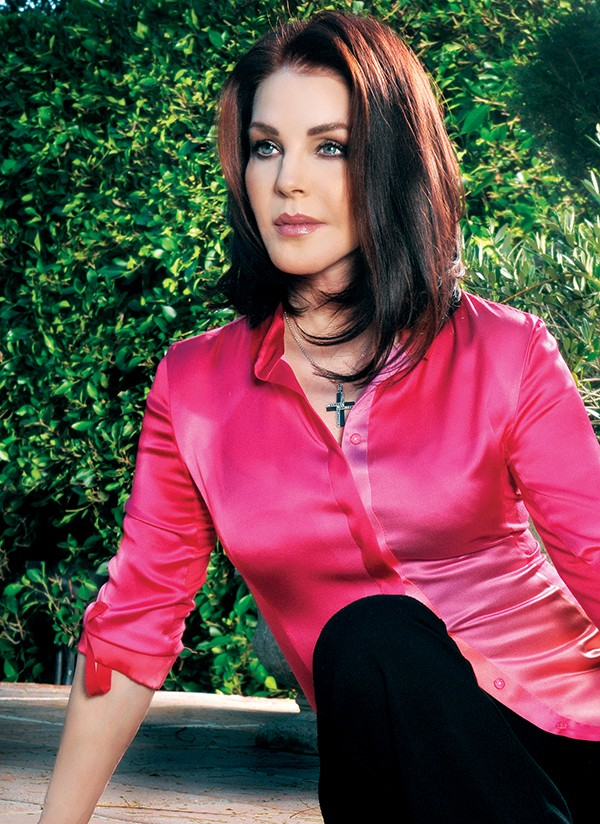 Southern Hospitality Priscilla Presley Hosts A Weekend At Graceland News Feature Memphis News And Events Memphis Flyer