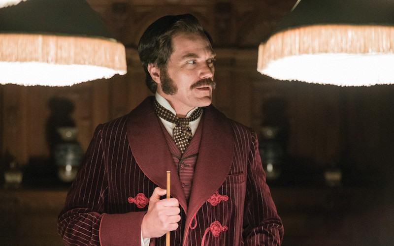 Michael Shannon as George Westinghouse