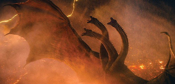King Ghidorah, Godzilla: King of the Monsters