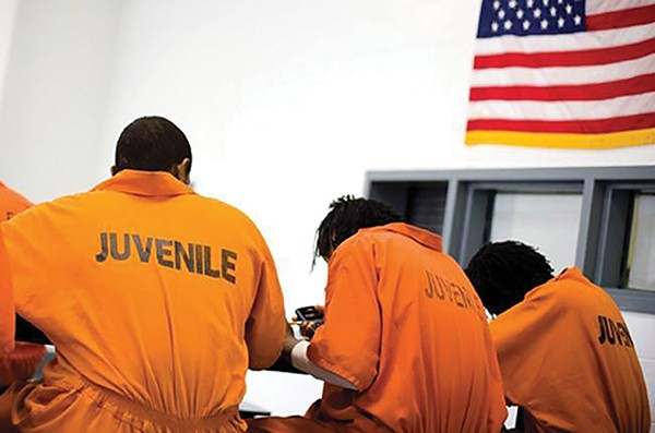 Rate of Juvenile Transfer to Adult Court 'Appalling' | News Blog