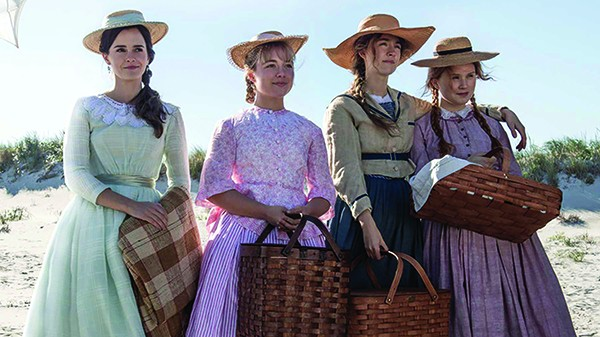 Little Women could clean up in multiple categories.