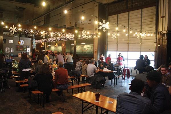 Memphis Made Brewing Co. - BRANDON DILL