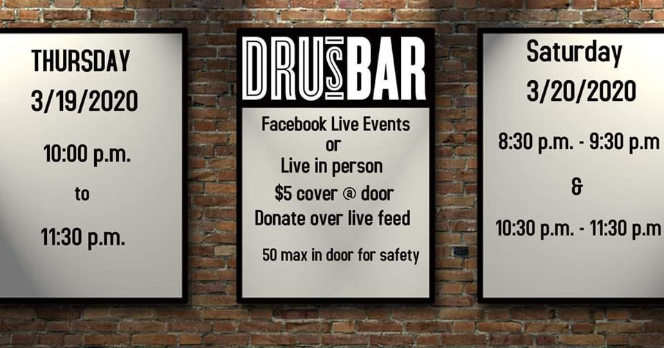 DRU'S PLACE/FACEBOOK