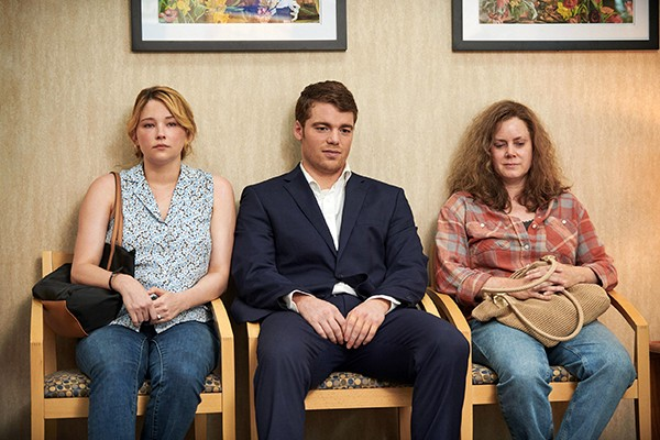 Haley Bennett, Gabriel Basso, and Amy Adams star in Hillbilly Elegy, based on the book by J.D. Vance