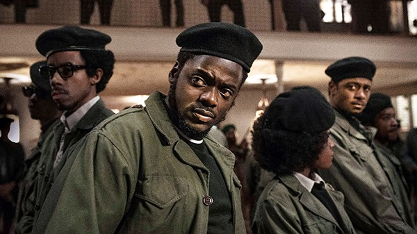 Daniel Kaluuya plays Fred Hampton in Shaka King's Judas and the Black Messiah