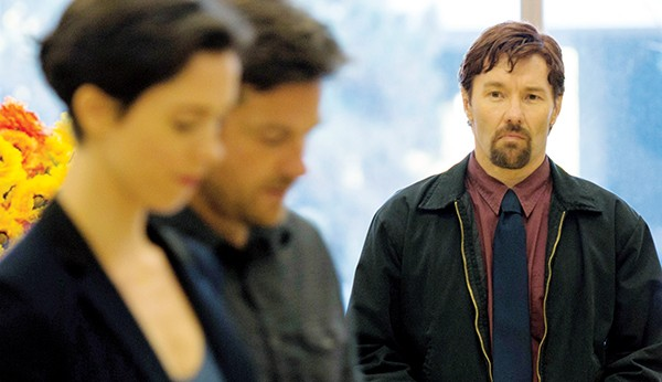 Writer/director Joel Edgerton stars in The Gift