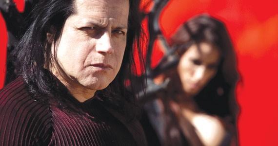 Danzig plays Minglewood Hall in October.