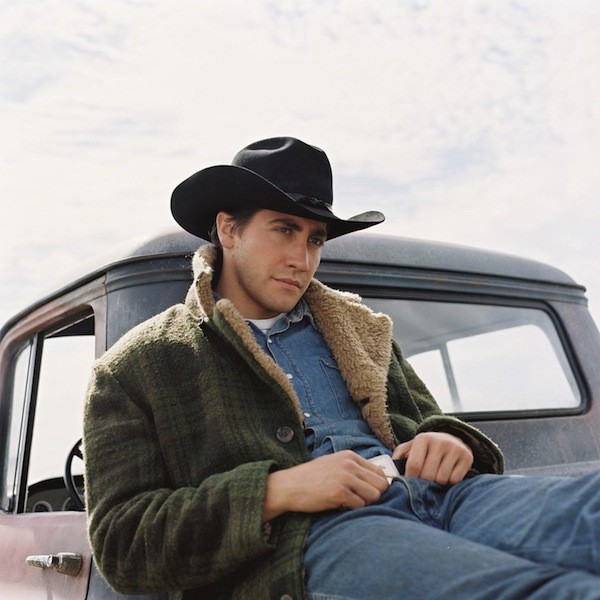 Jack Gyllenhaal as Jack Twist