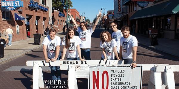 Opera Memphis - COURTESY OF OPERA MEMPHIS