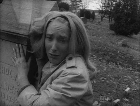 Judith O'Dea as Barbara.