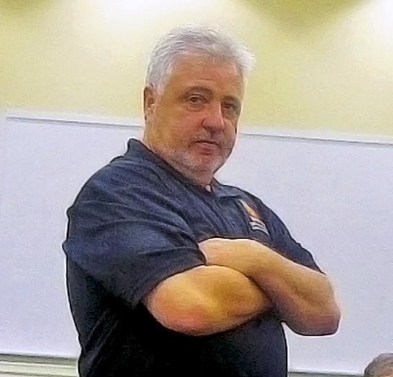 Terry Roland - JACKSON BAKER