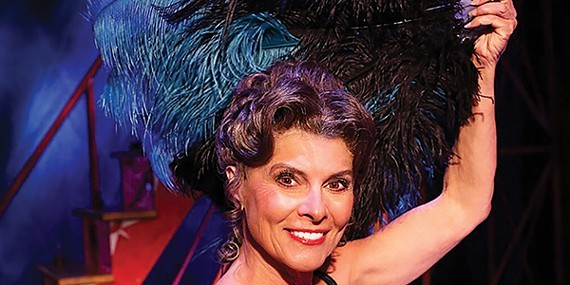 Adrienne Barbeau in Pippin