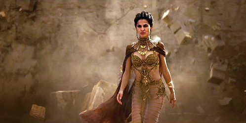 Movie Gods Of Egypt Hathor Goddess Of Love Elodie Yung ... |Egyptian Love God