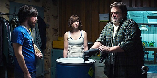 Where are the monsters? 10 Cloverfield Lane
