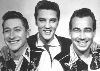 Scotty, Elvis and Bill