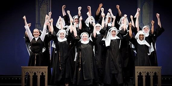 Sister Act at Playhouse on the Square