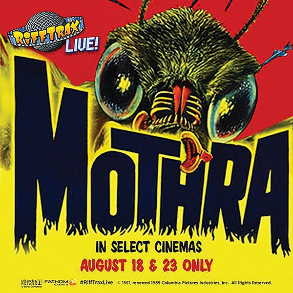 Mystery Science Mothra