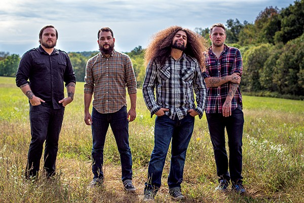 Coheed and Cambria - BRANDI SCHULZ