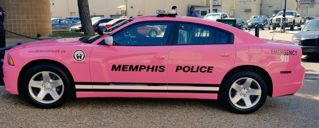 Police Car For Sale >> The Pink Heat Debunked | News Blog