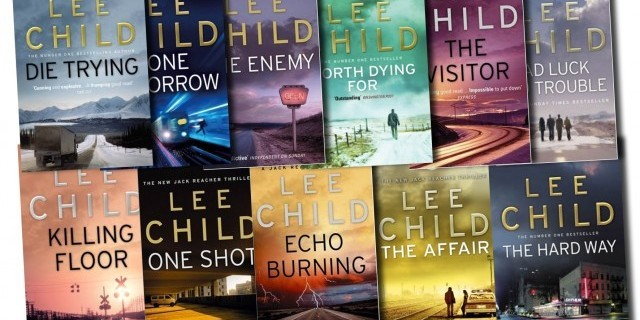 Jack Reacher has been the main character for 21 potboilers by Lee Chase.