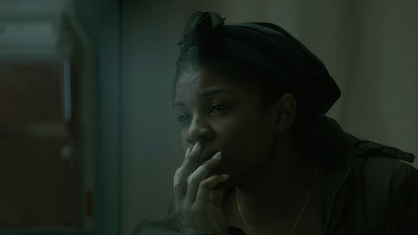 Edwina Findley as Melva in Free In Deed