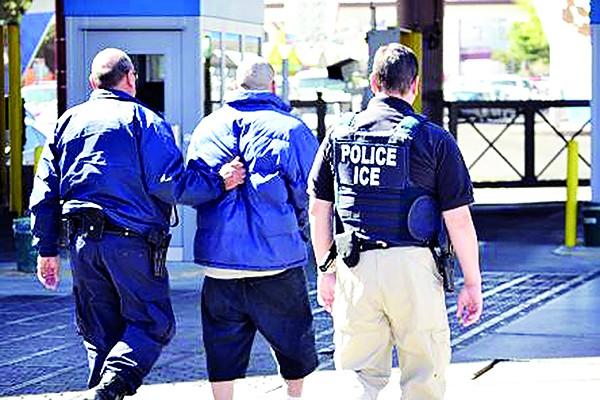 Mass deportations feared.