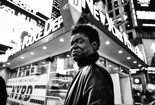 Charles Bradley and His Extraordinaires - SHAYAN ASGHARNIA