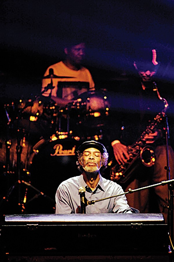 Gil Scott-Heron - CREATIVE COMMONS | ADAM TURNER