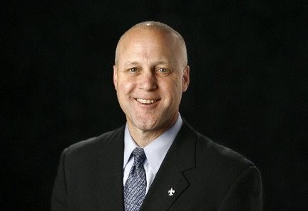 New Orleans Mayor Mitch Landrieu